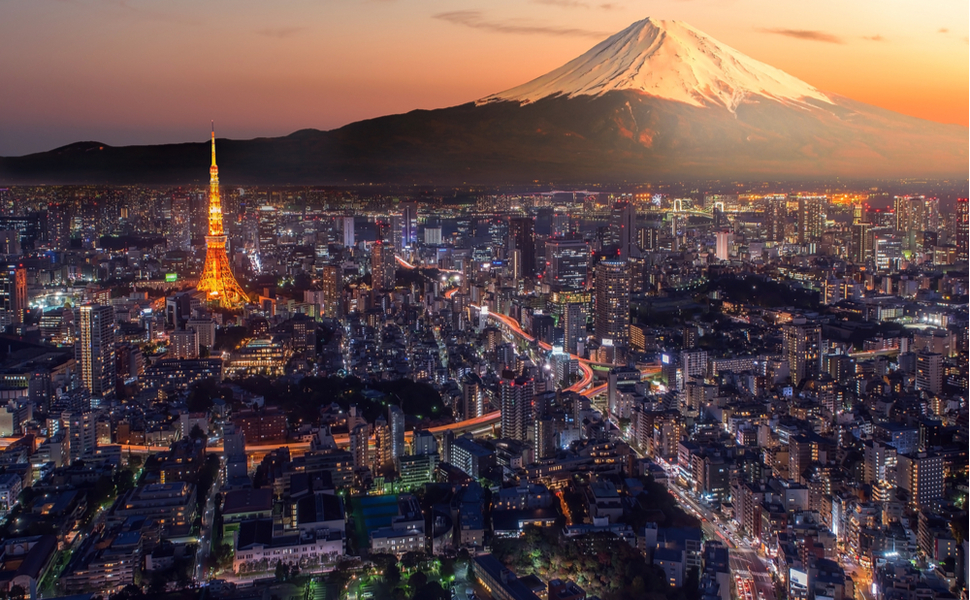 Olympic glory for Japanese equities?